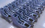 Plastic Vacuum Casting Prototype